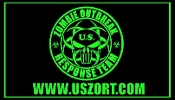 USZORT.COM Decal